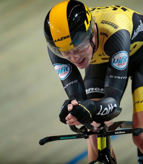 Ulftse wielrenner Koen Bouwman tweede op NK baan