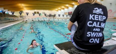Zwembad Lago Olympia open tot middernacht