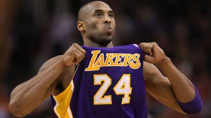 Documentaire in de maak over laatste seizoen Kobe Bryant