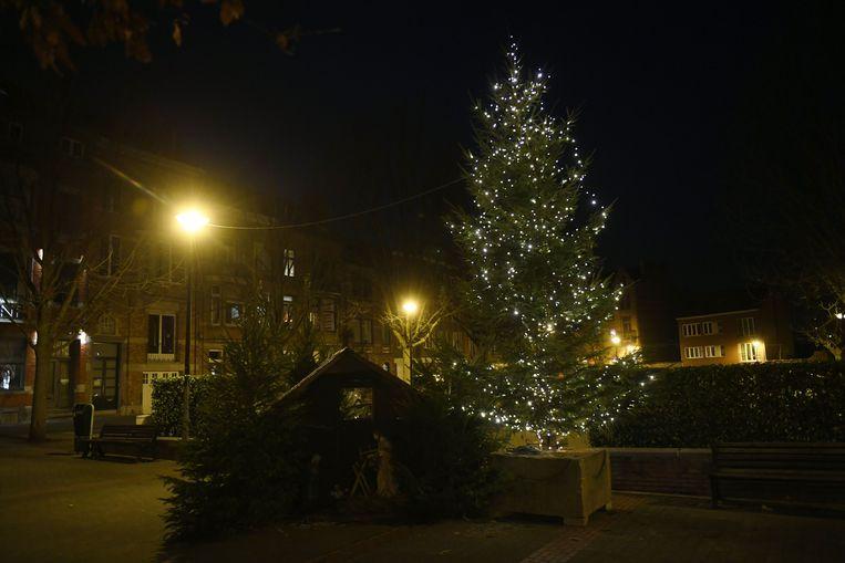 Geen Gezellige Kerst Op Arenbergplein Leuven In De Buurt Hln