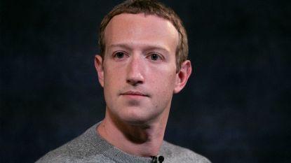 Facebook-baas Zuckerberg gaat in gesprek met burgerrechtenorganisaties