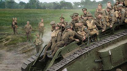 Topregisseur brengt soldaten uit WO I weer tot leven