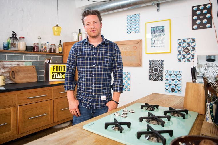 Jamie Oliver. Beeld Getty Images