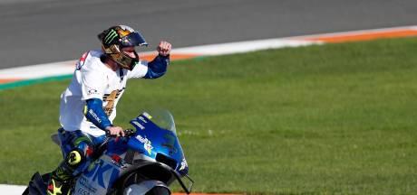Joan Mir pakt in spannend seizoen wereldtitel in MotoGP