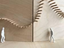 Architectuur Biënnale: Zwolse architecten geven tien stegen bijzondere metamorfose