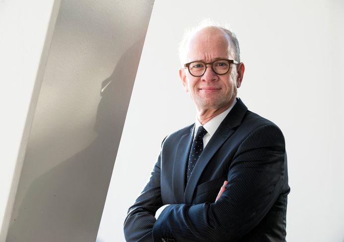 Henk van Deún, fractievoorzitter van de PVV.