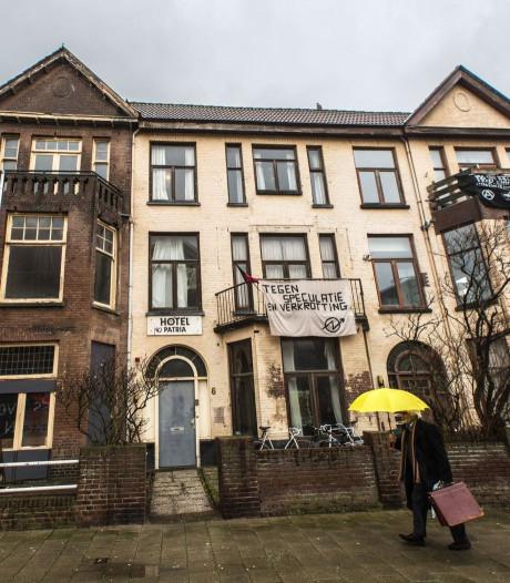 Villa's Harstenhoekweg toch niet gesloopt maandag