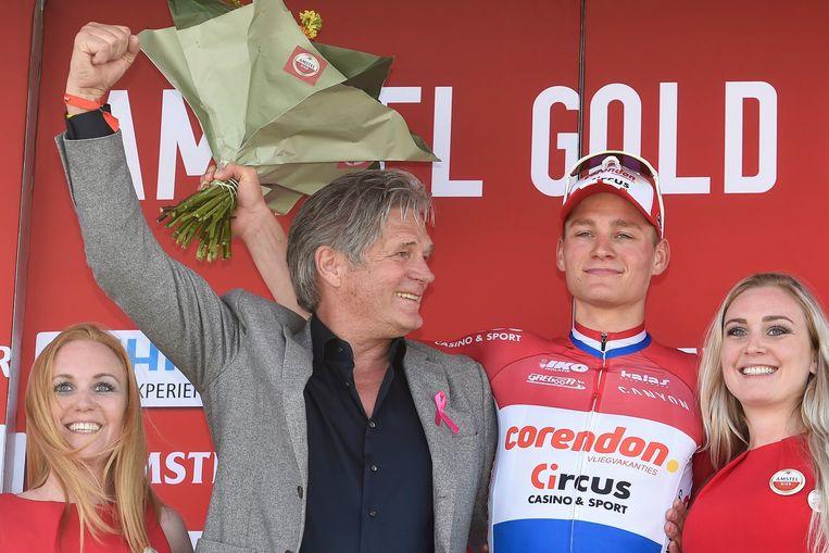 """Hoe moet het nu verder met Van der Poel? Ploegleider Roodhooft geeft antwoorden: """"Fulltime op de weg zal niet lukken"""""""