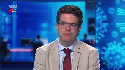 """Viroloog Steven Van Gucht: """"Hopen op een vaccin tegen carnaval is zinloos. Kijken naar de stoet zal kunnen, de feestjes achteraf zijn problematischer"""""""