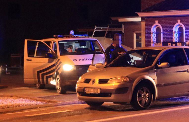 Politie kon de dader arresteren in zijn ouderlijk huis in Kemzeke.
