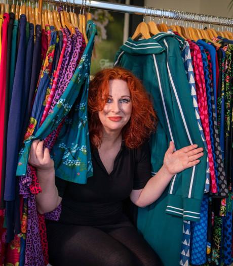 Alisa Sprikkelman volgde haar hart en verkoopt nu 100.000 jurken per jaar