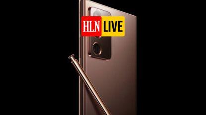 KIJK LIVE. Samsung kondigt Galaxy Note 20, Galaxy Z Flip 2 en Galaxy Buds Live aan