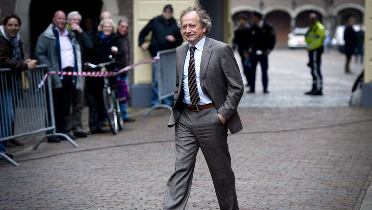 Staatssecretaris Henk Bleker Beeld ANP