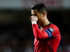 Juventus: Blessure Ronaldo niet ernstig