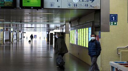 Vraag van de dag: is een mondmasker verplicht in de tunnel onder het Leuvense station?