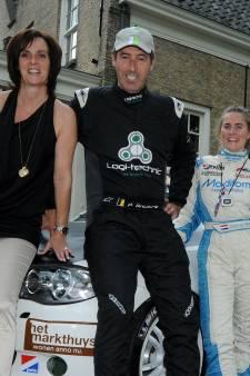 Patrick Snijers van start in virtuele GTC Rally