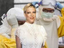 Tori Spelling krijgt ebola-behandeling in Beverly Hills