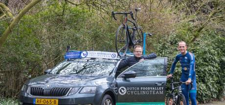 Voorzitter Bastiaansen wil Dutch Food Valley Cyclingteam verder uitbouwen