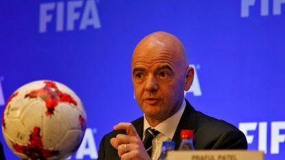 FIFA wil bidprocedure voor WK 2026 transparanter maken