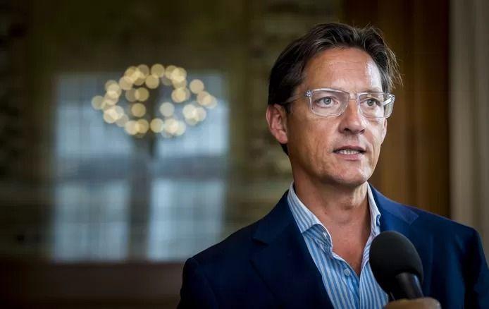 Joost Eerdmans van JA21.