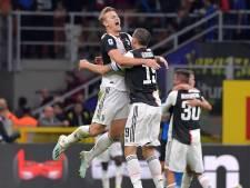 Bonucci ook de komende jaren partner van De Ligt in Juventus-defensie