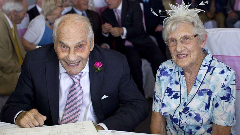 George Kirby (103) en Doreen Luckie (91).