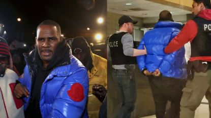 """VIDEO. """"Al die vrouwen liegen"""": R.Kelly gearresteerd na klachten van seksueel misbruik"""