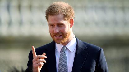 """Meer duidelijkheid over samenwerking tussen prins Harry en Amerikaanse bank: """"Harry wordt gastspreker over mentale gezondheid"""""""
