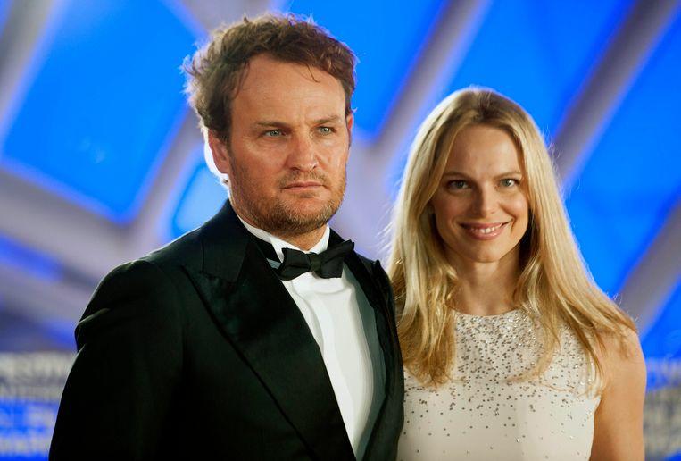 Jason Clarke en Cécile Beccia