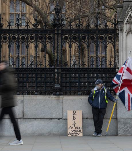 'Harde brexit kan leiden tot een verkeersinfarct'