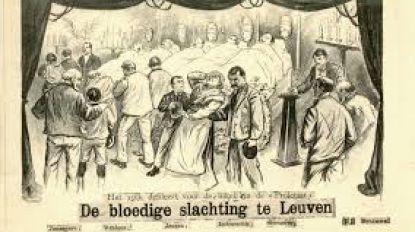"""Schrappen opkomstplicht roept vragen op… """"In Leuven vielen 6 doden in de strijd voor algemeen enkelvoudig stemrecht"""", zegt Jaak Brepoels"""