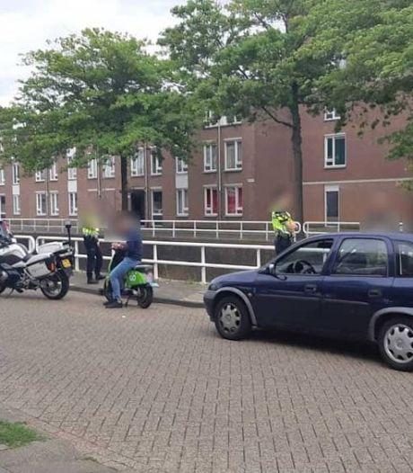 Politie deelt ruim zestig verkeersboetes uit in Den Bosch