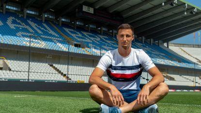 """Maak kennis met Matej Mitrovic, de verlegen Kroaat van Club: """"Als laatste afvallen voor het WK in Rusland deed pijn"""""""
