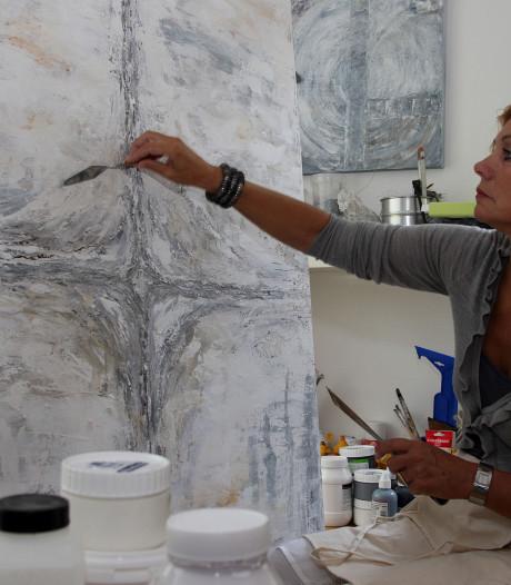 Kunstzinnige therapie: ,,Je hoeft geen kunstenaar te zijn''