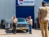 Veteranencentrum Alphen vanaf dinsdag beperkt open: 'Ik kan mijn koppie weer leegmaken'