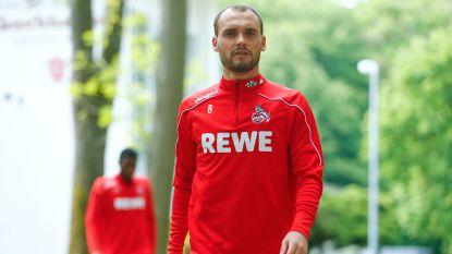 FC Köln legt Birger Verstraete geen straf op voor interview van afgelopen weekend