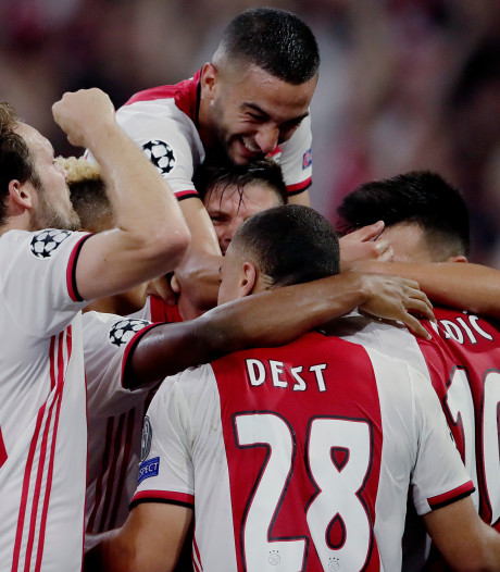 Ajax kan Feyenoord in Europa evenaren