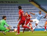 Kampioen Liverpool krijgt pak slaag van Manchester City