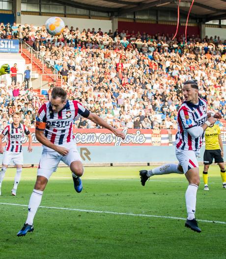 Nog steeds geen concrete interesse voor Willem II-spits Fran Sol