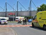 Fietser gewond bij aanrijding door auto in Breda