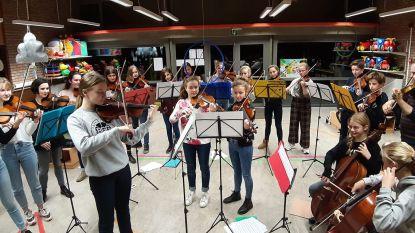 Academie maakt zich op voor nieuwjaarsconcert