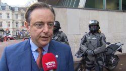 """De Wever woedend: """"Ik was aan het koken toen ik nota-Magnette las"""""""