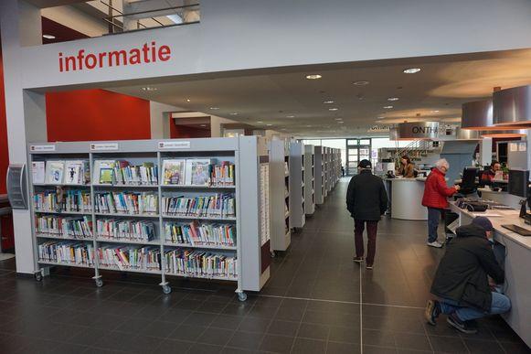De bibliotheek van Middelkerke heet voortaan 'Bib XL' en staat bol van de vernieuwing.