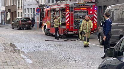 Klein incident met ammoniak in kelder bekend Brugs restaurant