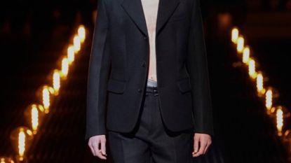 Vlaamse Freek werd gespot op Pukkelpop, nu loopt hij op de catwalk voor Prada in Milaan
