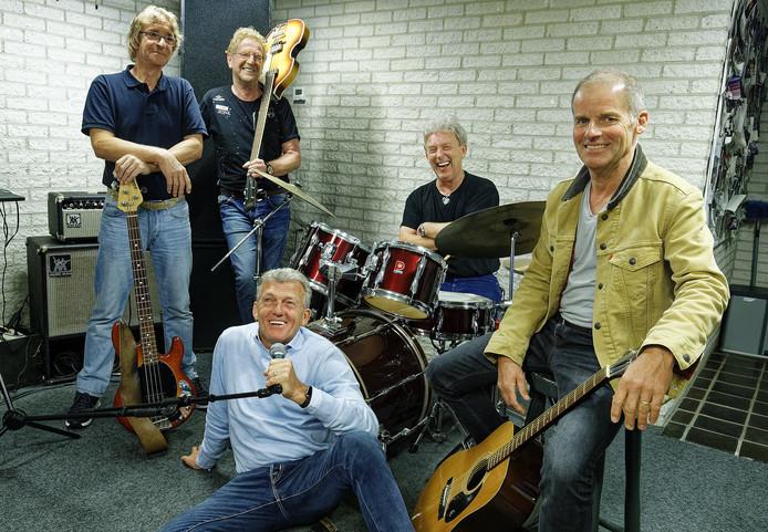 De rockband Purple Haze bestaat vijftig jaar.