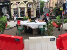 Voetgangersrotonde op drukste punt Deventer binnenstad moet bezoekers uit elkaar halen
