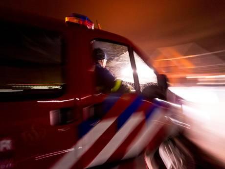 Druk jaar voor Zeeuwse brandweer