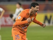 Fellaini buteur décisif en Ligue des Champions asiatique