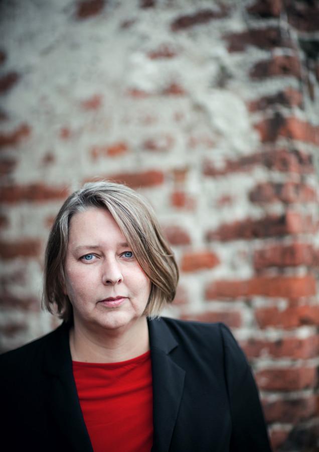 Suzanne Wouda.